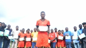 JCI Ondo Kingdom peace novelty game ends in stalemate